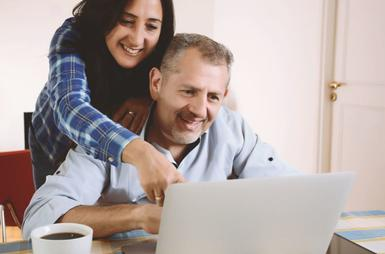 What are the common benefits of an online personal loan?